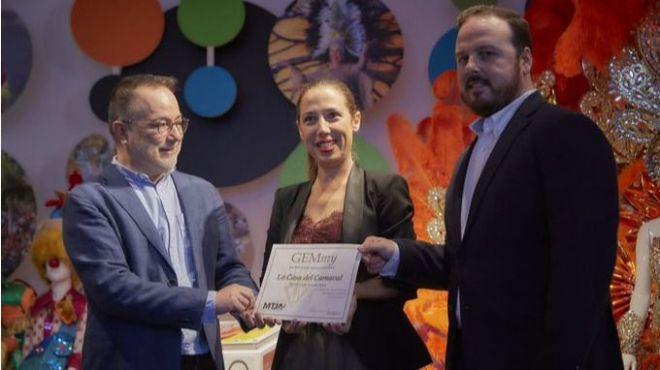 Premio GEMmy 2019 de la prensa de EE.UU. a la Casa del Carnaval