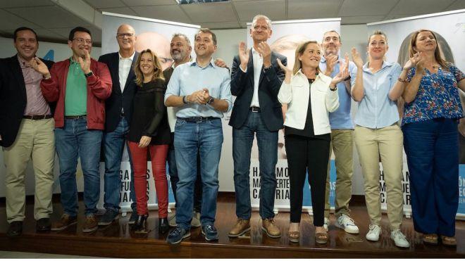 """Oramas: """"Votar a los nacionalistas es convertir a Canarias en la llave de la Gobernabilidad del Estado"""""""