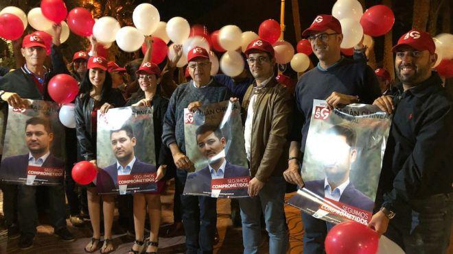 ASG arranca su campaña con un programa electoral centrado en La Gomera y sus necesidades