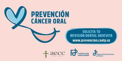 Campaña 'Prevención del Cáncer Oral'