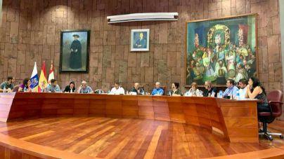 El Cabildo defiende la creación de una obligación de servicio público para conectar Valle Gran Rey