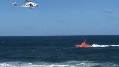 Seis migrantes fallecidos en una patera que volcó en Lanzarote
