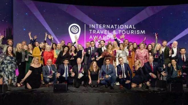 La campaña de promoción turística 'Not Winter Games', premiada en la WTM