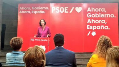 La ministra Maroto cree que la compra de Air Europa 'puede afectar a la conectividad nacional'
