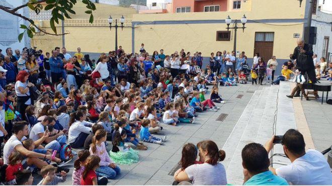 El Festival Internacional de Títeres de Canarias regresa este sábado y domingo a Los Realejos con 6 funciones