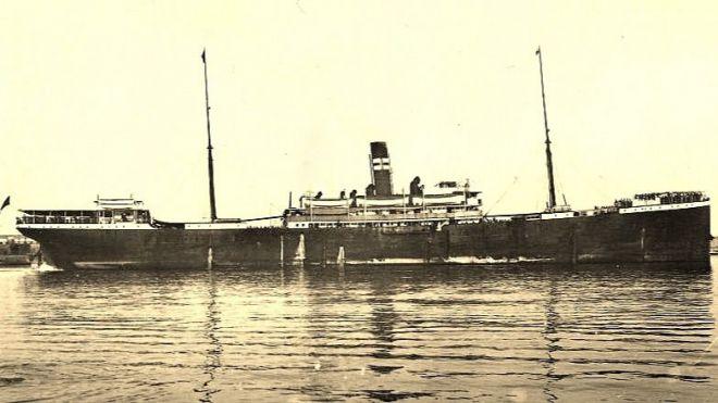 El Círculo de Amistad XII de Enero recuerda el centenario del naufragio del vapor Valbanera