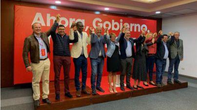 Máñez reivindica al PSOE como primera fuerza de Canarias