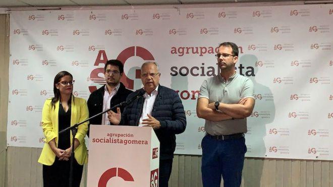 ASG revalida su escaño al Senado con Fabián Chinea como senador por La Gomera