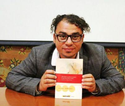 """El poeta canario Samir Delgado presenta en Tenerife el poemario """"Jardín seco"""""""