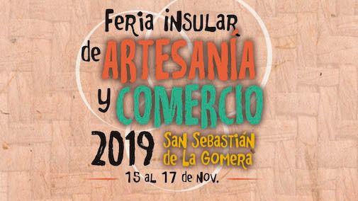 La Gomera presenta su Feria de Artesanía con más de 60 stands