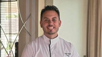 Jorge Peñate recibe el premio al Mejor Jefe de Cocina 2019