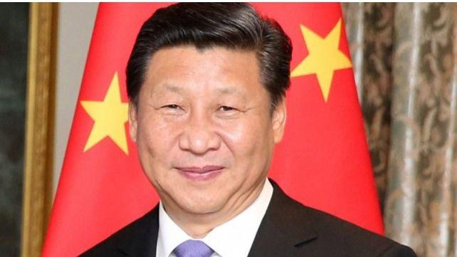 El presidente de China visita Tenerife en una escala procedente de Brasil