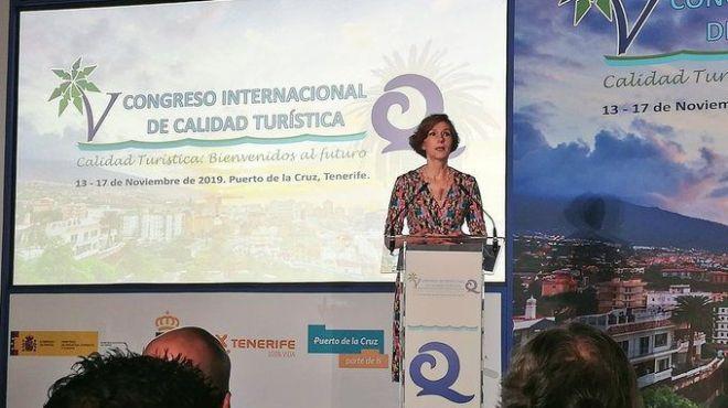 'El reto del sector turístico es aunar sostenibilidad y calidad'