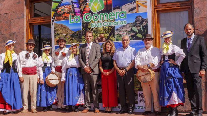 El turismo de cruceros atrae a más de 48 mil visitantes a La Gomera