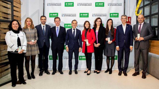 El grupo BASF reconoce a la ULPGC como una de las mejores prácticas de Economía Circular en España