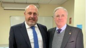 Enrique Arriaga formará parte del Consejo Directivo de la Asociación Española de la Carretera