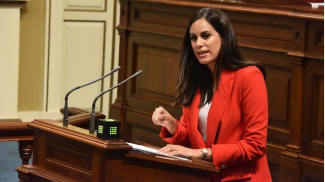"""Cs anuncia una enmienda a la totalidad a los presupuestos porque """"no van a mejorar la vida de los canarios"""""""