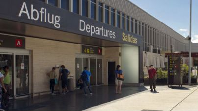 Trabajadores denuncian la inseguridad en el aeropuerto de Tenerife Sur