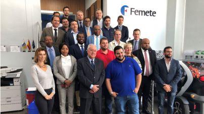 Empresas de Senegal, Mauritania y Guinea Ecuatorial buscan sinergias en Tenerife