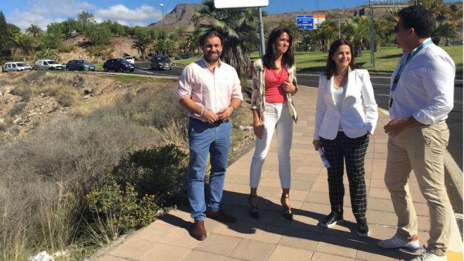 El Partido Popular denuncia la falta de compromiso del gobierno socialista del Cabildo con los problemas de tráfico de la isla