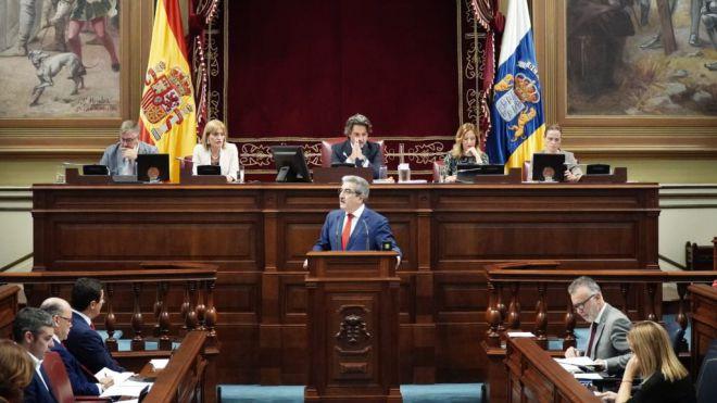 El cuatripartito respalda los Presupuestos 2020 del nuevo Gobierno