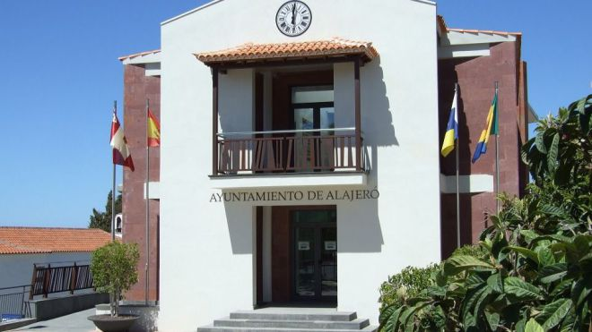 ASG en Alajeró pide transparencia al Alcalde ante el registro realizado al Ayuntamiento por la Guardia Civil
