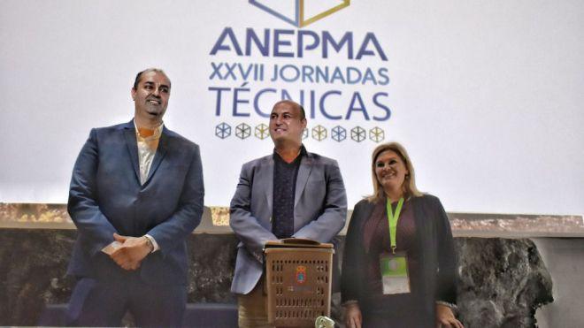 Granadilla de Abona pionera en la instalación del quinto contenedor para reciclar materia orgánica
