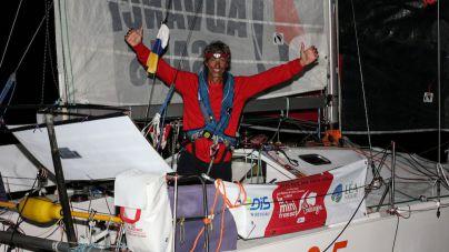 La regata Mini - Transat espera a los últimos regatistas de su etapa entre Las Palmas de Gran Canaria y Le Marin
