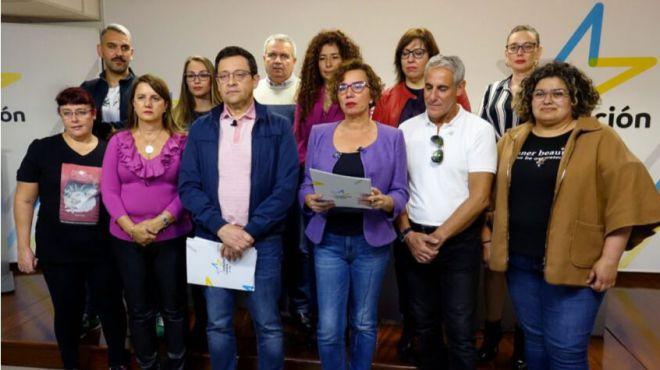 CC-PNC de Tenerife propone cambios en la Ley estatal para que incluya todas las formas de violencia de género