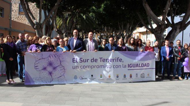 El Ayuntamiento de Granadilla decreta tres días de luto oficial por el asesinato machista