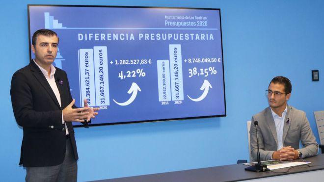 Los Realejos gestionará 31.667.149,20 euros en 2020 con más de 5 millones para el gasto social y 3,2 para inversiones