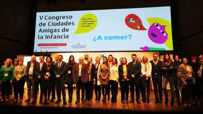 La experiencia realejera en participación infantil viaja al V Congreso Nacional de Ciudades Amigas de la Infancia
