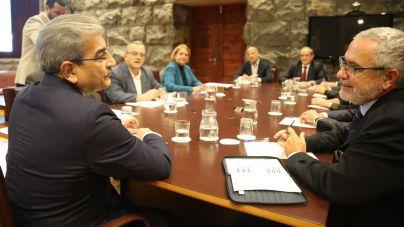 El vicepresidente traslada a los constructores la apuesta del Gobierno para la promoción de vivienda pública