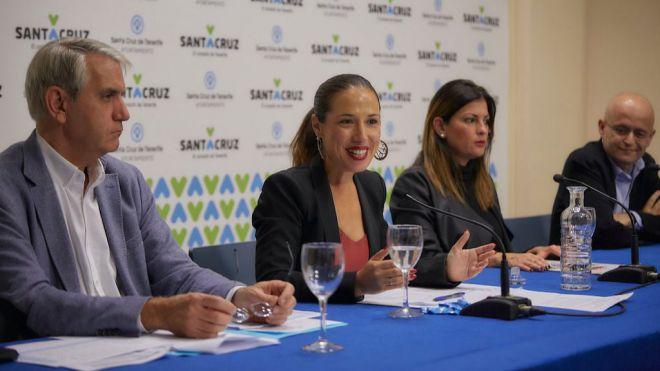 El Ayuntamiento de Santa Cruz cierra su presupuesto 2020, que alcanza los 278 millones
