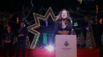 Santa Cruz de Tenerife brilla con más de 4 millones de lámparas LED