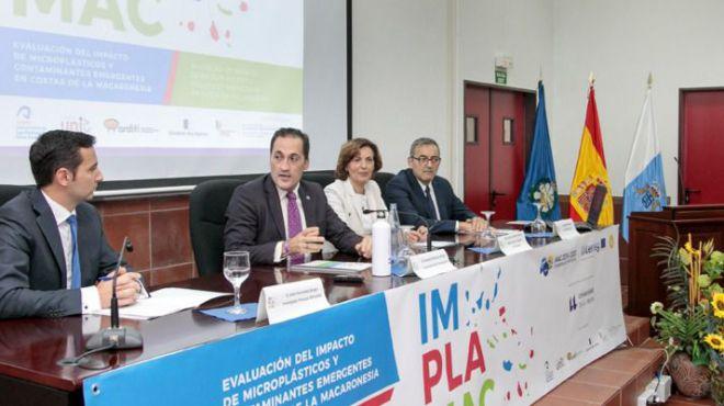 La Universidad de La Laguna lidera un estudio sobre el impacto de los microplásticos en la Macaronesia