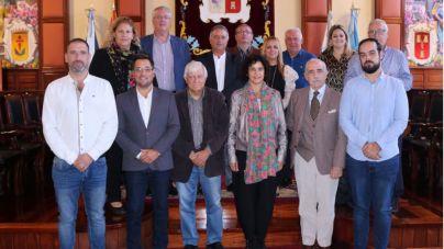 Los Realejos acogió el encuentro anual de la Red de Centros Históricos de Canarias