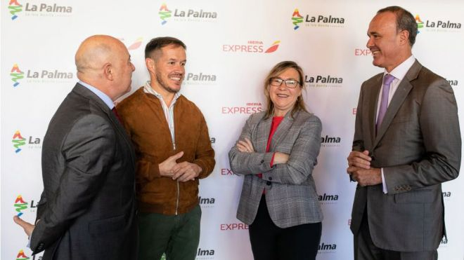 La conectividad aérea, clave para el desarrollo económico y social de La Palma