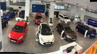 Las matriculaciones de vehículos en Canarias caen un 8,6% en lo que va de año