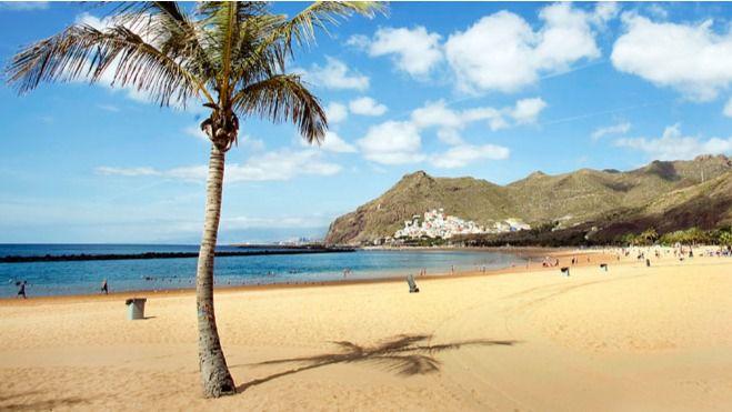 La playa de Las Teresitas desaparecerá en 50 años si sube el nivel del mar