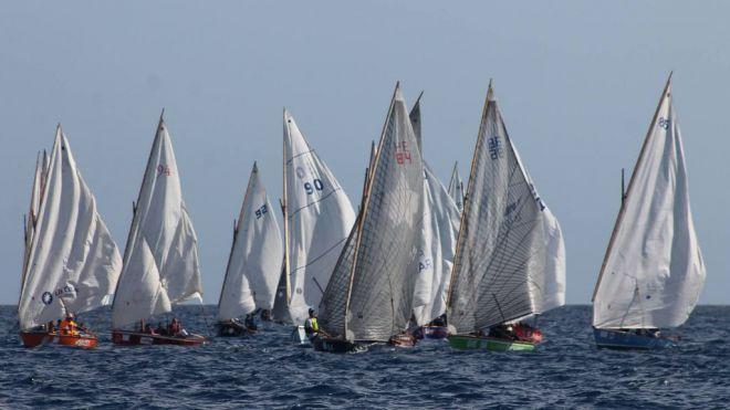 Playa Blanca se asegura el Campeonato de Canarias de Barquillos de Vela Latina 2020