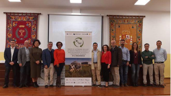 La Gomera implementara el bioagás en el matadero insular con fondos Interreg