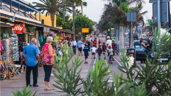 El turismo interno crece un 15,8% en lo que va de año con más de 1,5 millones residentes canarios alojados
