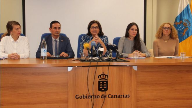 Educación presenta un Protocolo de Violencia de Género en los centros educativos de Canarias