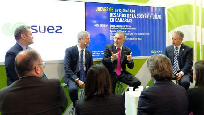 Canarias designada como lugar de excelencia contra el cambio climático por la ONU