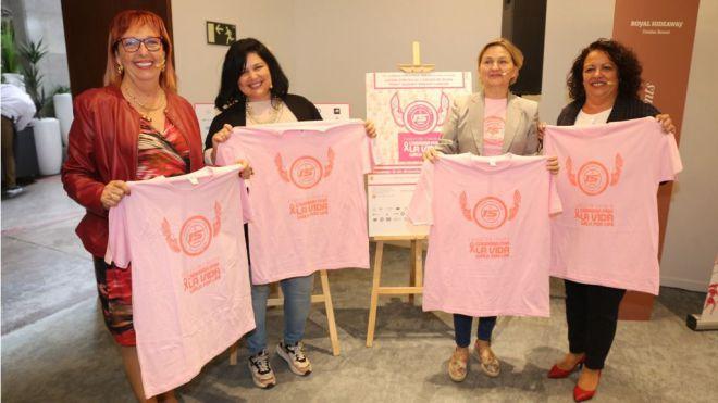 Carrera por la Vida da el salto internacional y se une a la red Think Pink Europe