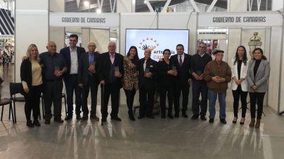 El Gobierno reconoce la trayectoria y el trabajo de los maestros artesanos de Canarias