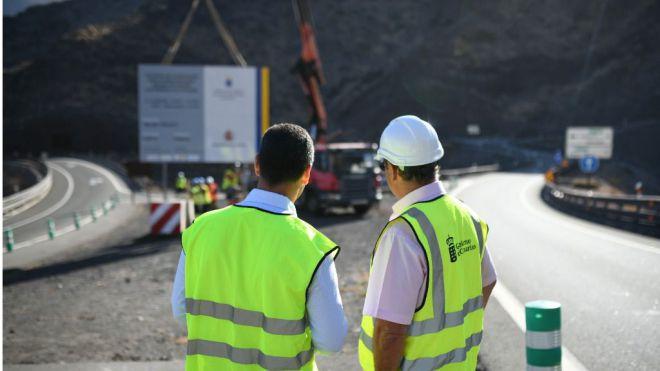 El Gobierno de Canarias garantiza la recuperación de 120 millones de euros para el Convenio de Carreteras