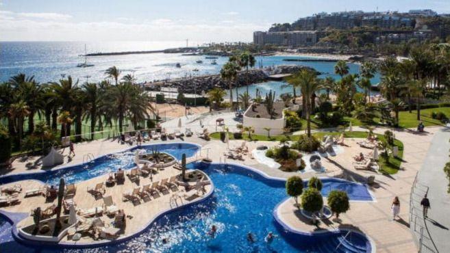 Los hoteles canarios rozan el lleno en Navidad