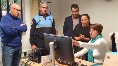 Santa Cruz reforzará al Grupo de Asistencia a la Mujer de la Policía Local
